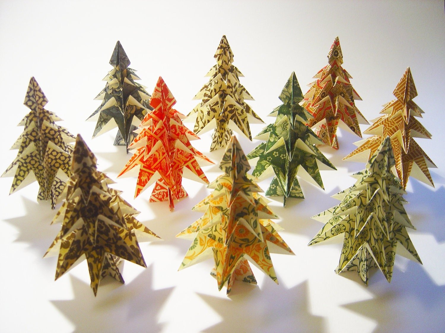 ORIGAMI CHRISTMAS PATTERNS « Browse Patterns