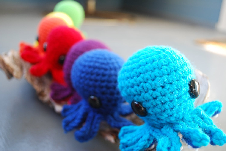 Baby Cephalopod