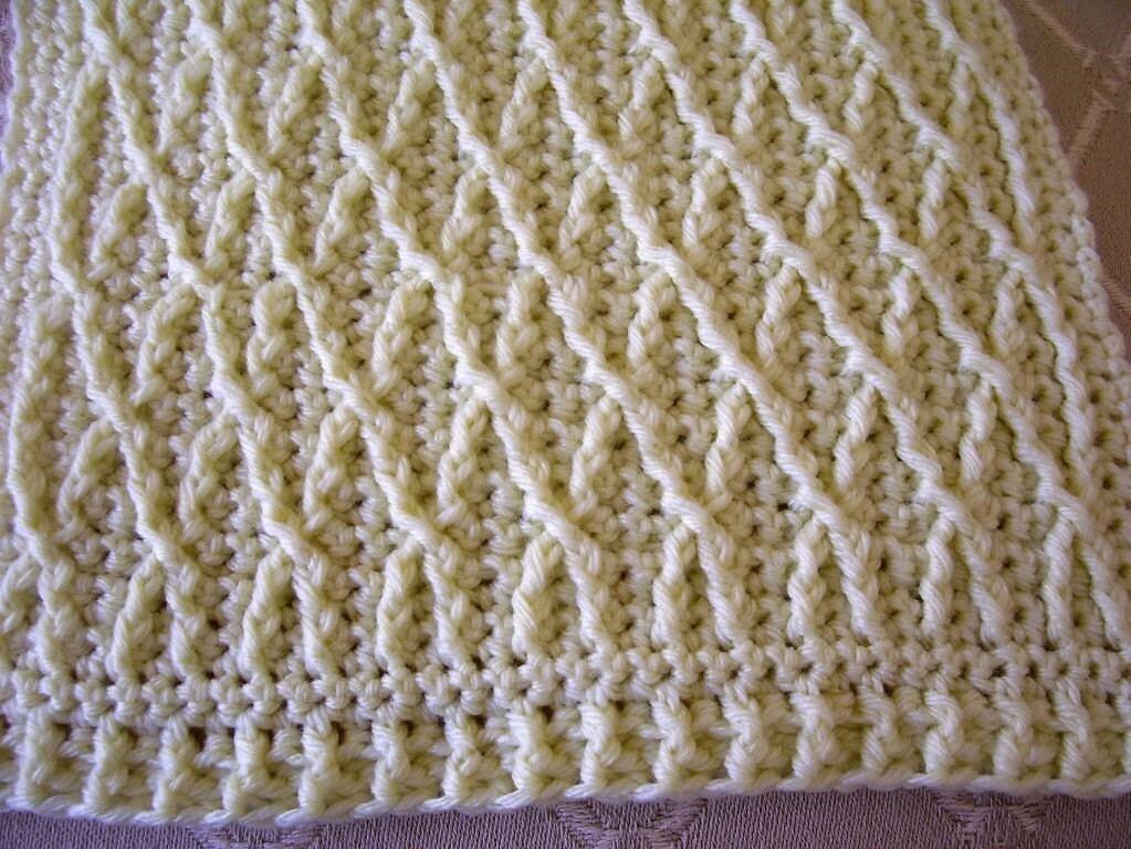 Crochet Ruffle Scarf - Free Crochet Pattern at Jimmy Beans Wool