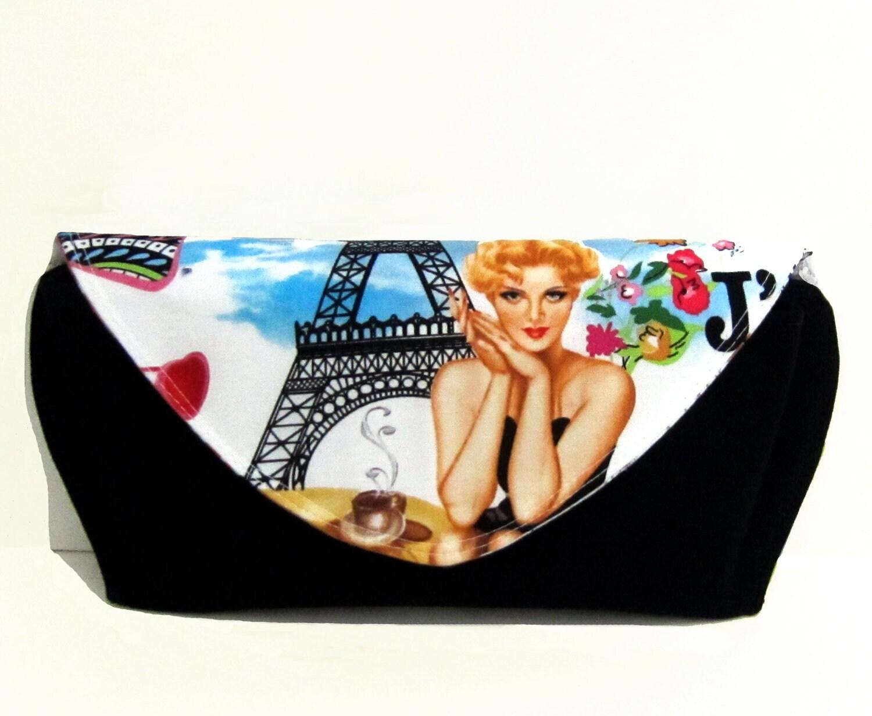 J'Aime Paris  Wallet and Clutch
