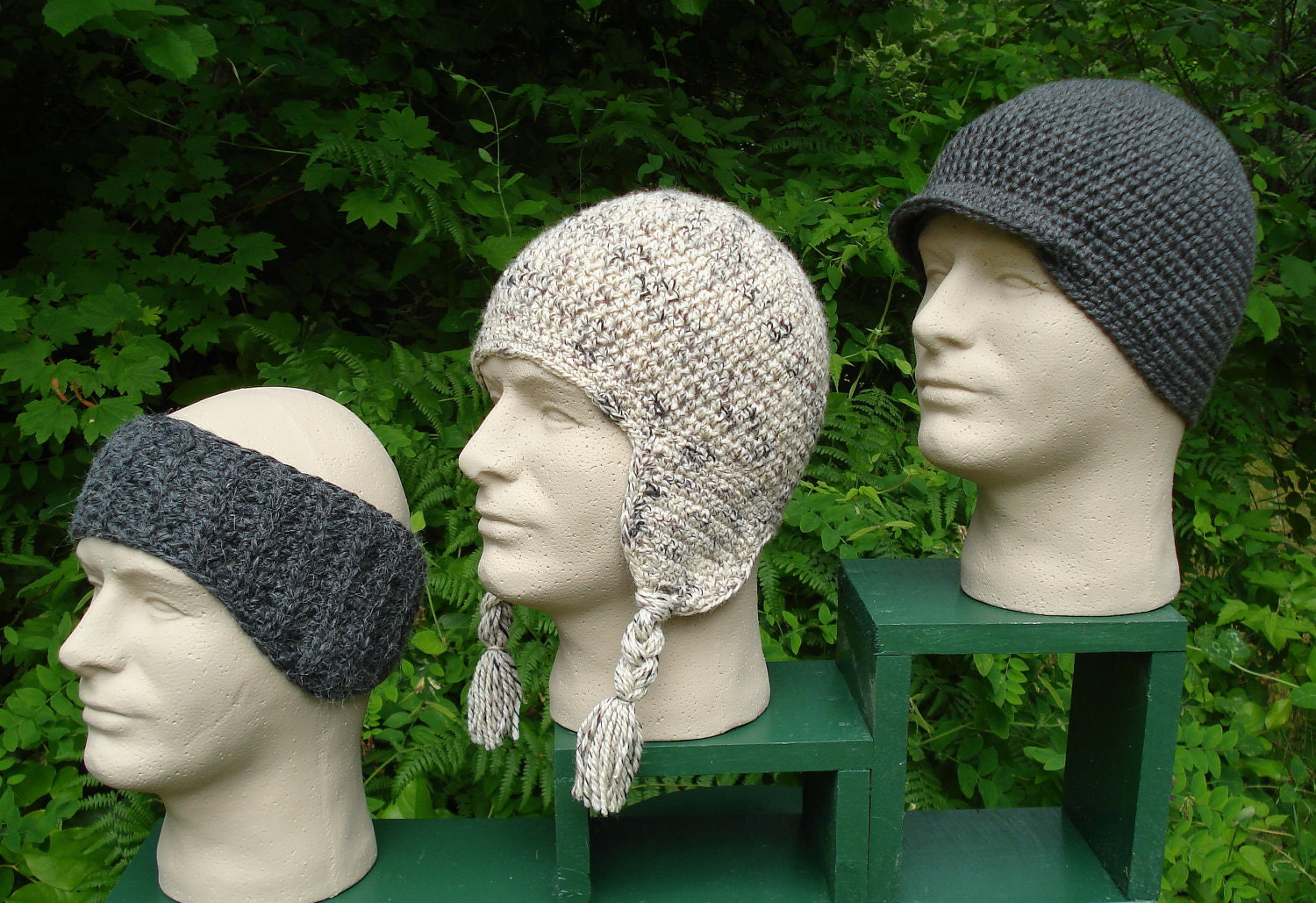 CROCHET HAT PATTERNS FOR MEN Crochet For Beginners