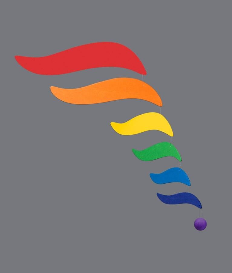 Rainbow Ring Mobile