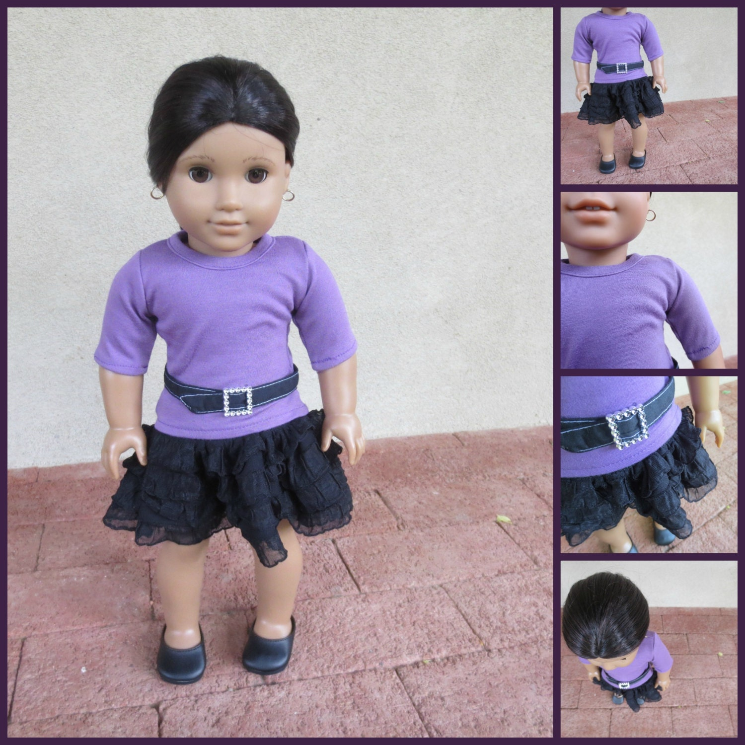 SALE Pretty in Purple - American Girl Clothing