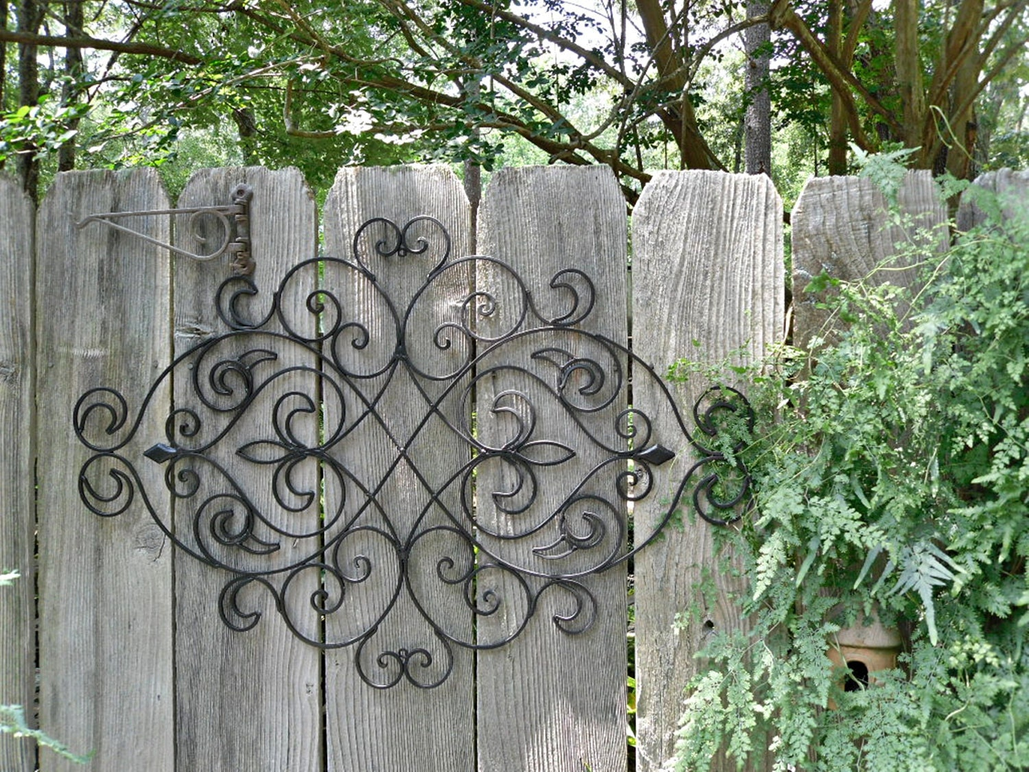 17 Best 1000 images about Wrought iron on Pinterest Metal walls