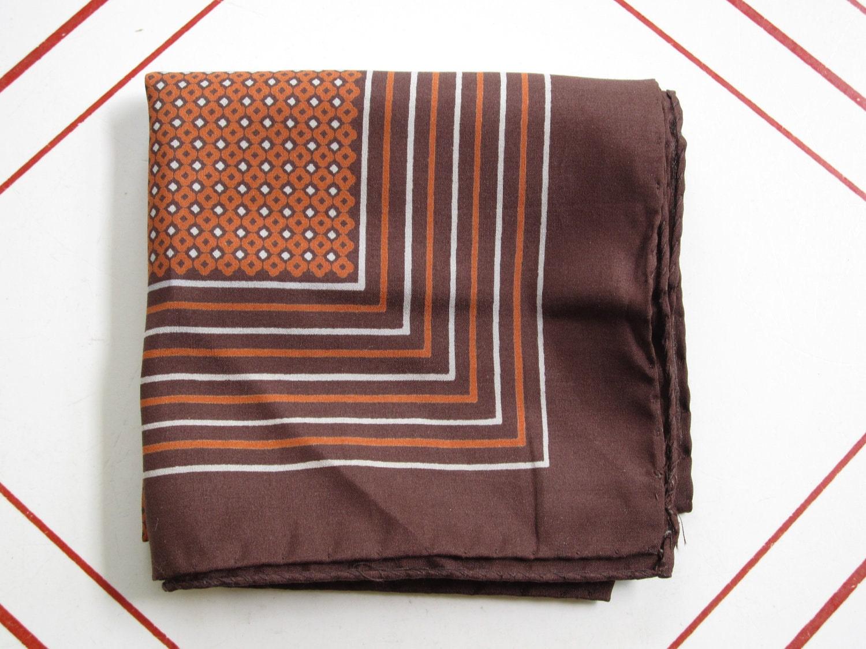 Handsome Silk Scarf - naoms93
