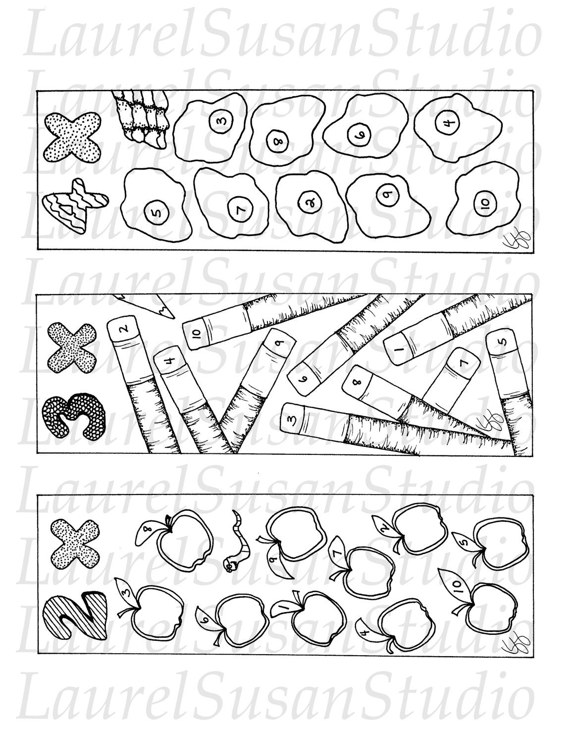 Math Multiplication Coloring Worksheets Math coloring pages