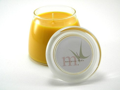 Amber Romance Soy Candle 12 oz