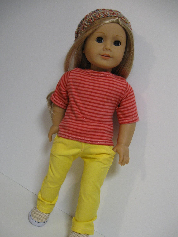 American Girl Doll -  Summer Girl