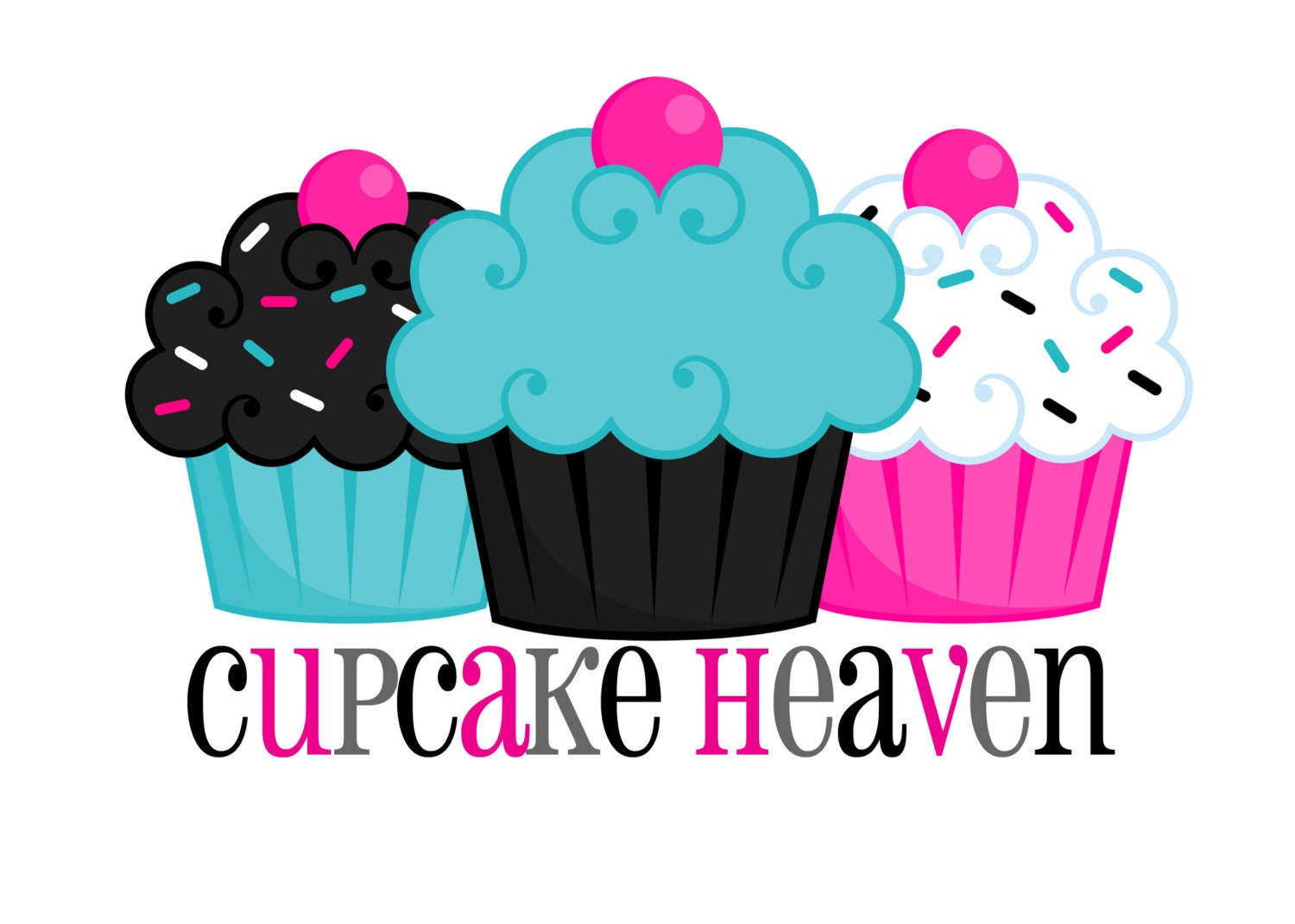 1000+ images about cupcake logos on Pinterest