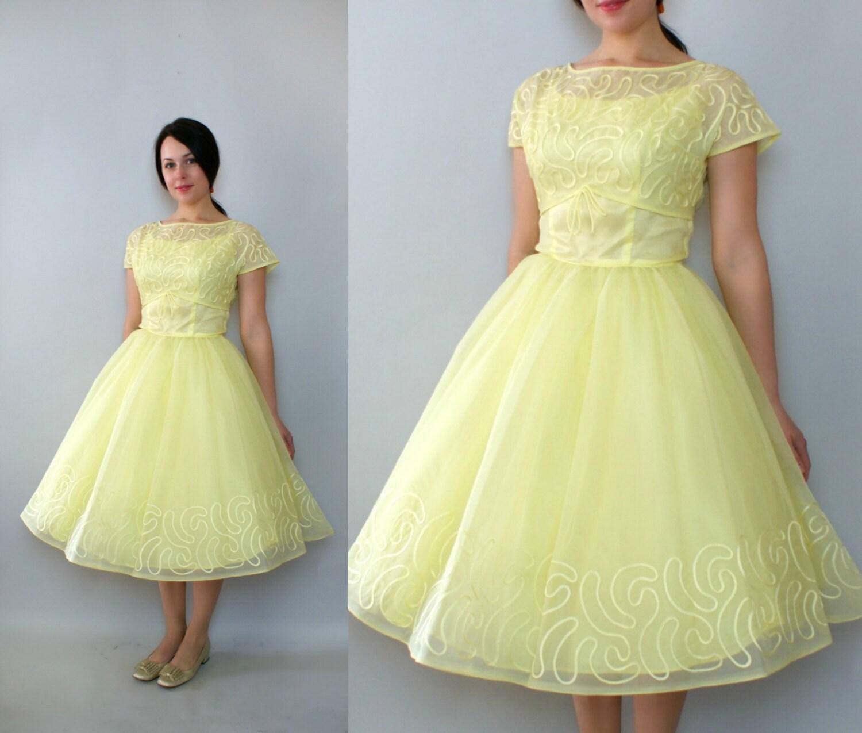 Vintage Wedding Dresses 1950
