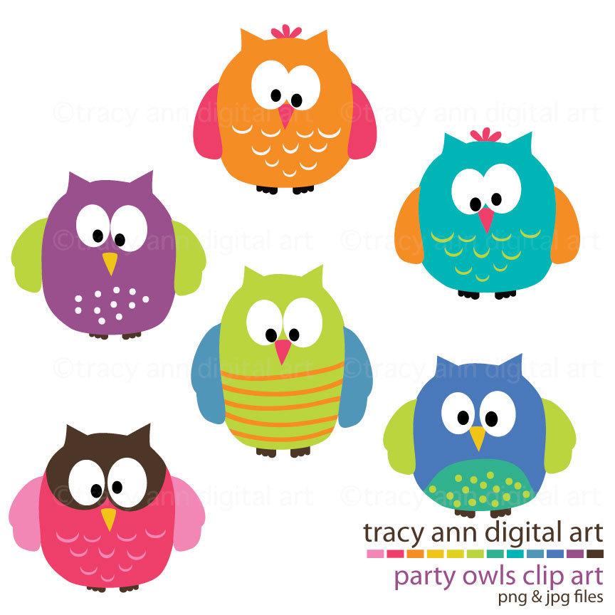 math owl clipart - photo #31
