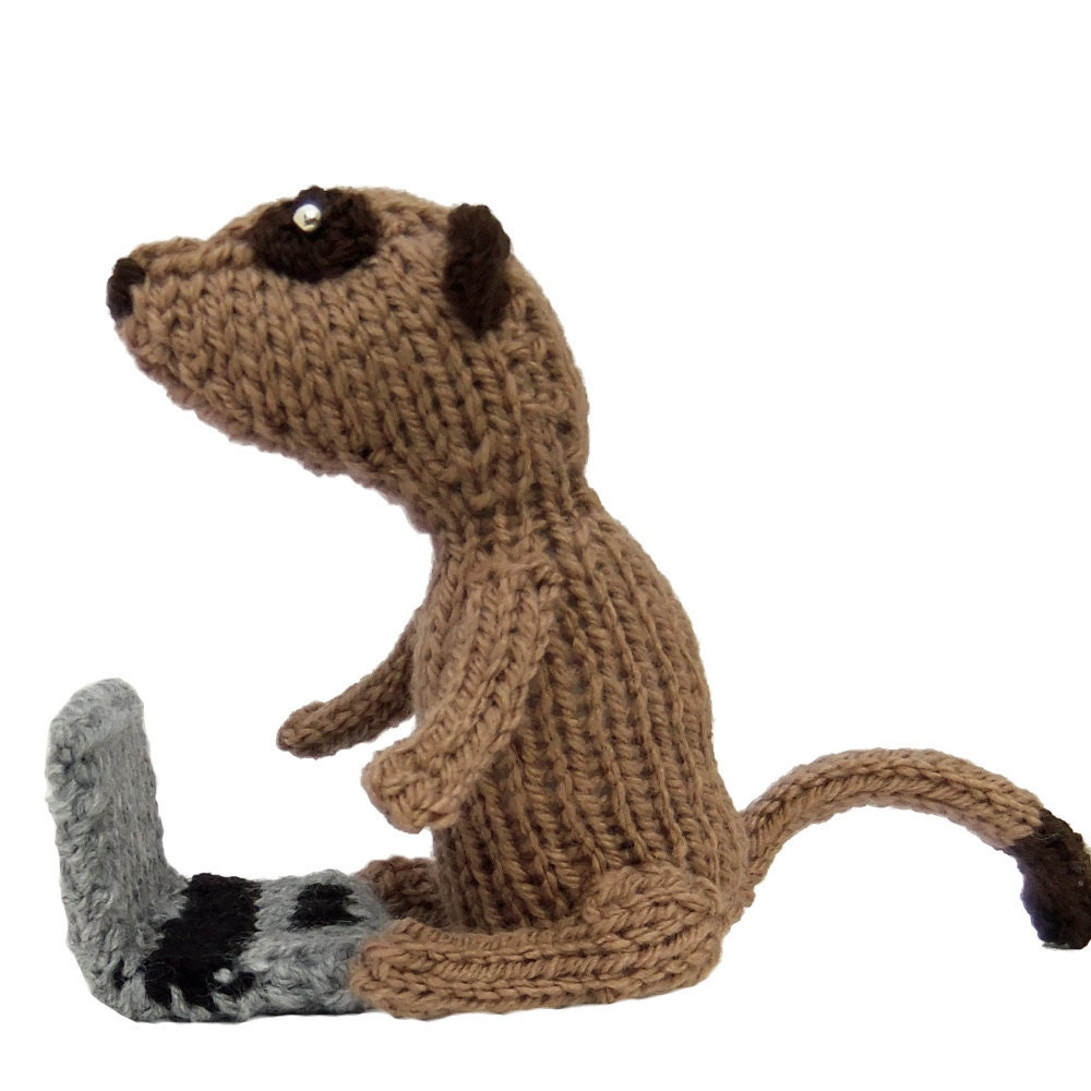 Meerkat with laptop for the computer geek in your life