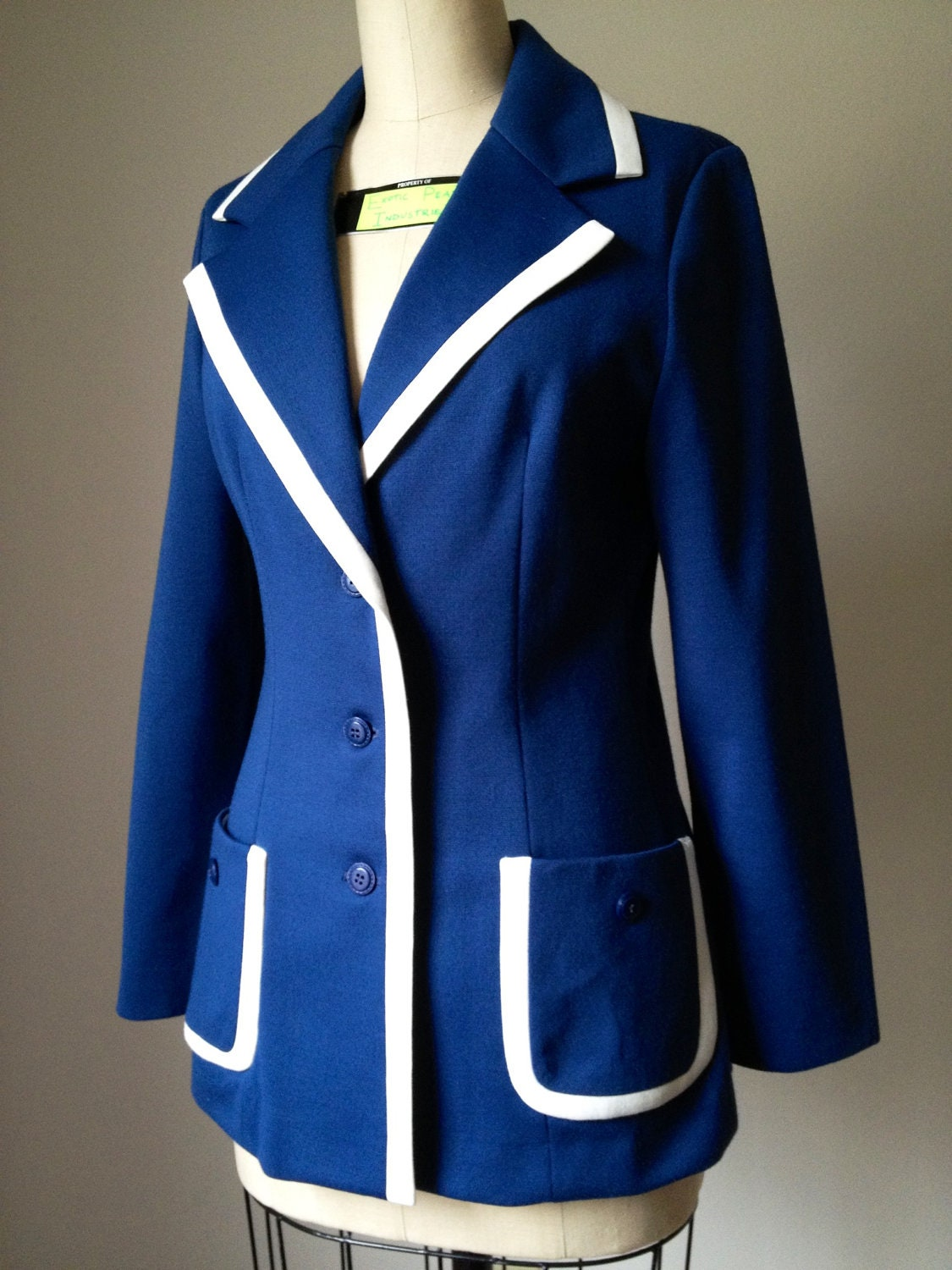 Find great deals on eBay for navy blazer white trim. Shop with confidence.