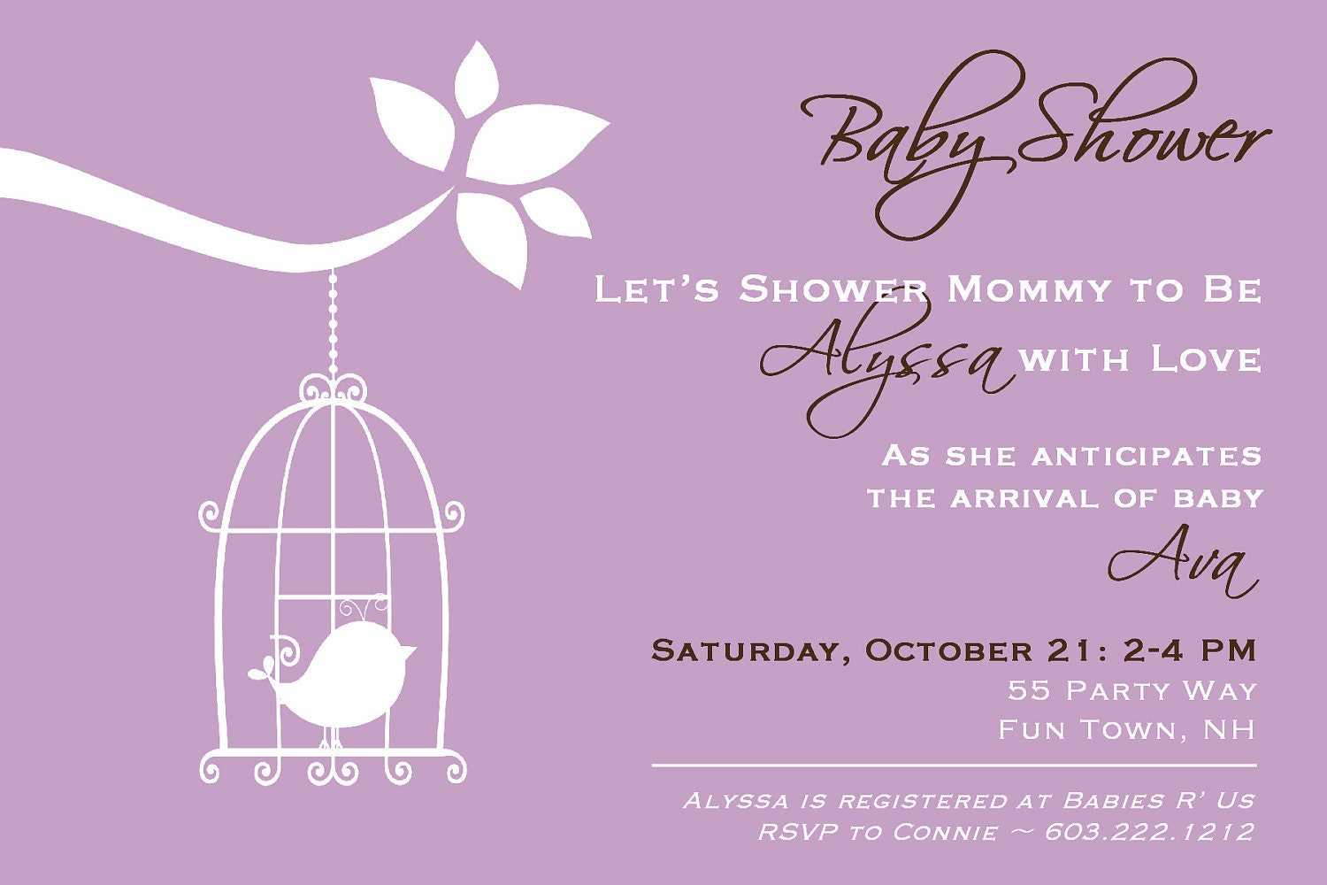 Angie's Baby Shower on Pinterest | Bird Baby Showers, Baby ...