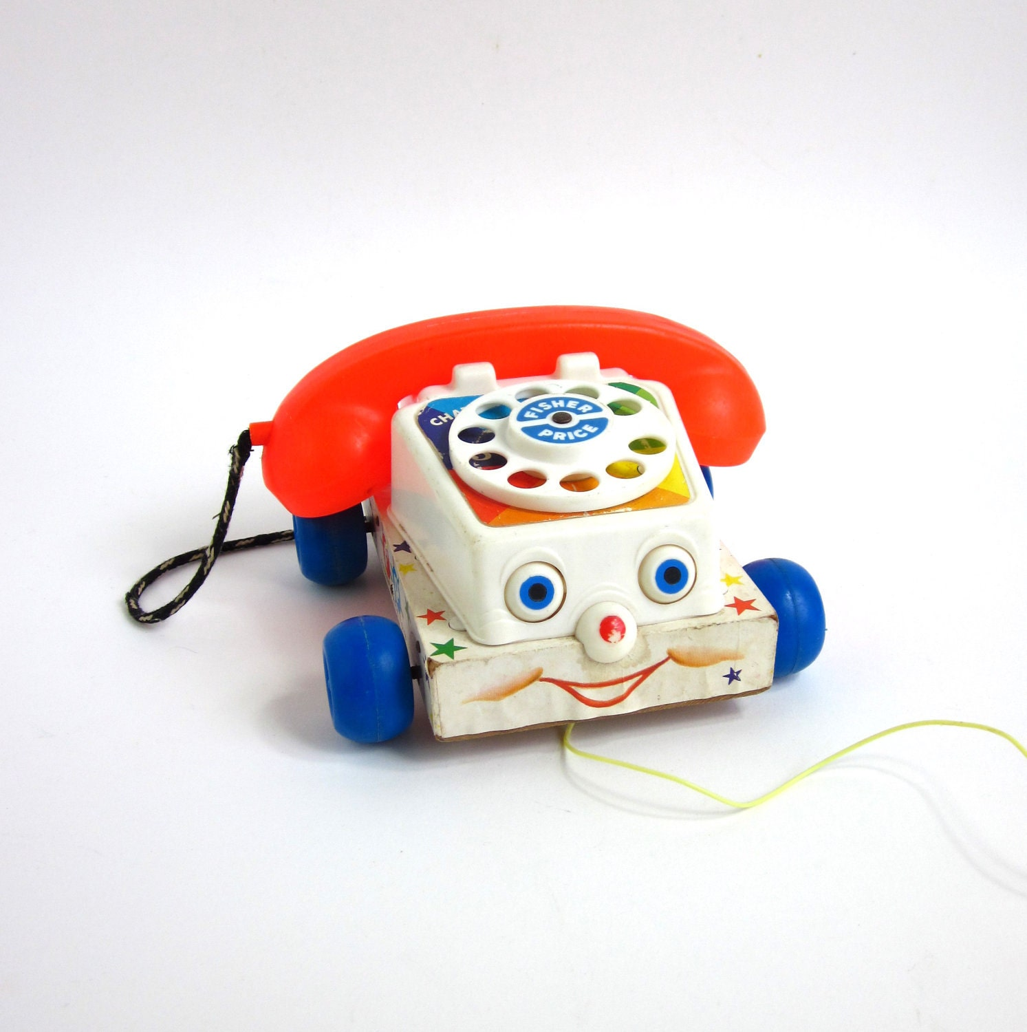 FISHER PRICE Chatter Telephone 1961 - OopseeDaisies