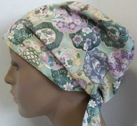 Scarves Hair Loss on Cancer Hat Chemo Scarf Hair Loss Turban Cap By Englishtraditions