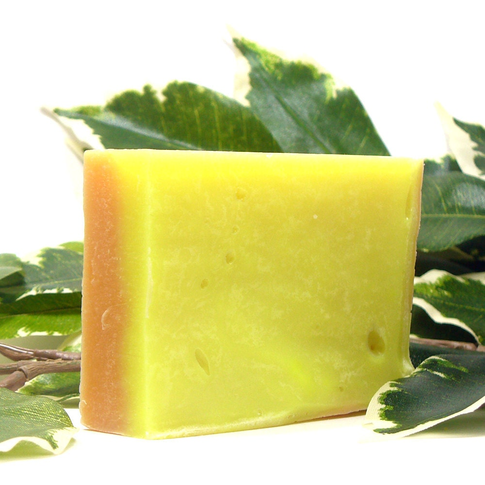 Exotic Mango Shea Butter Soap