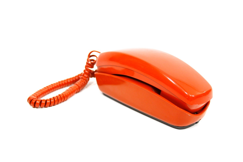 Orange You Glad I Called
