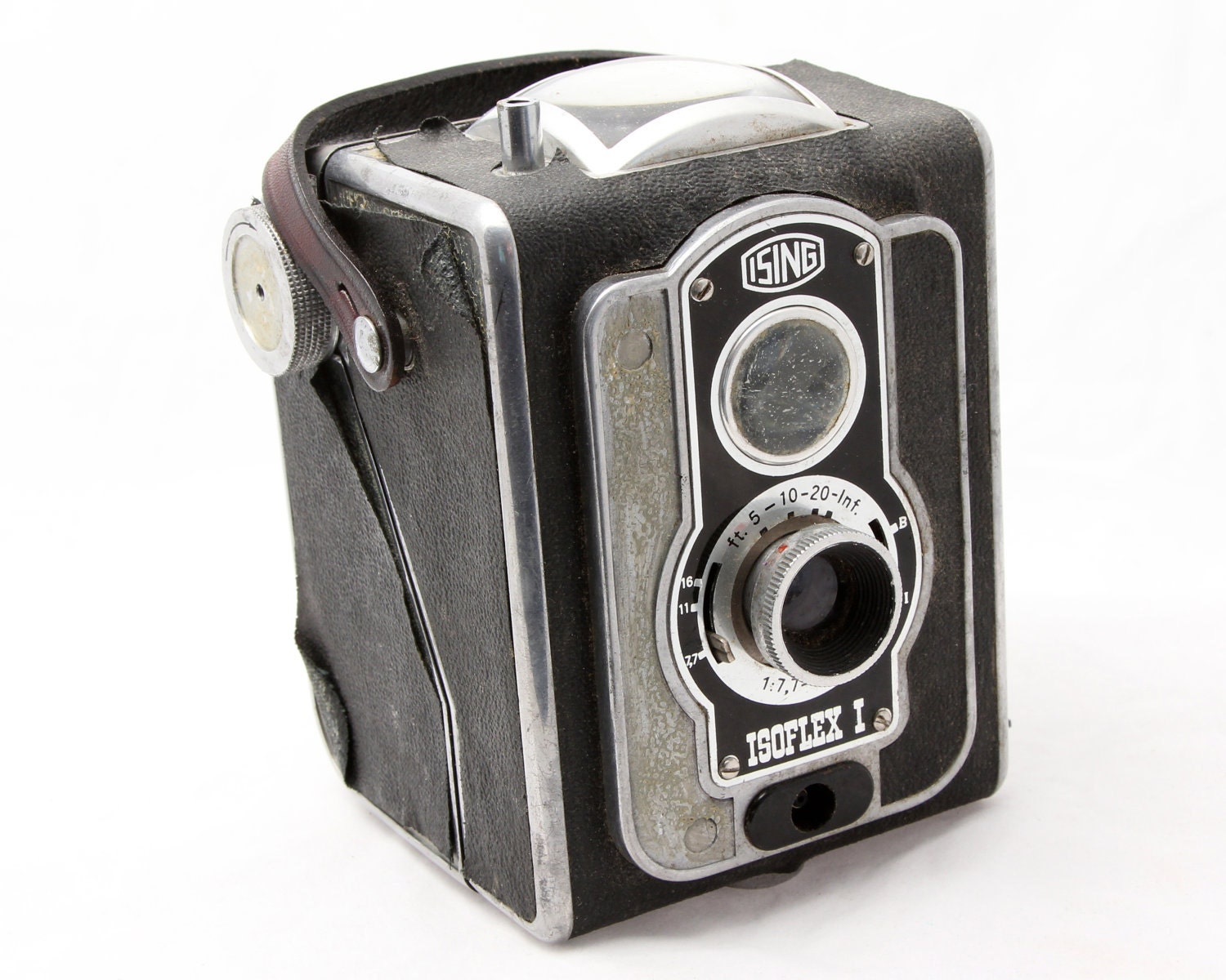 Ising Isoflex Twin Lens Reflex TLR Camera - Germany
