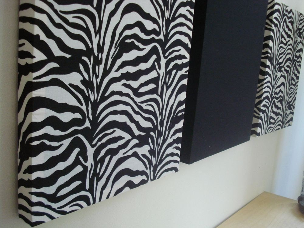 Wall Decor Zebra Home Design - Zebra print wall decals