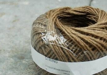 Natural string -brown(150m)