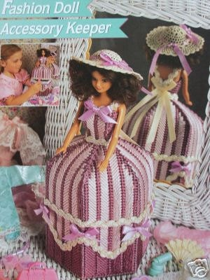 30 Plastic Canvas Fashion Doll Patterns Mixed Lot | Bizrate
