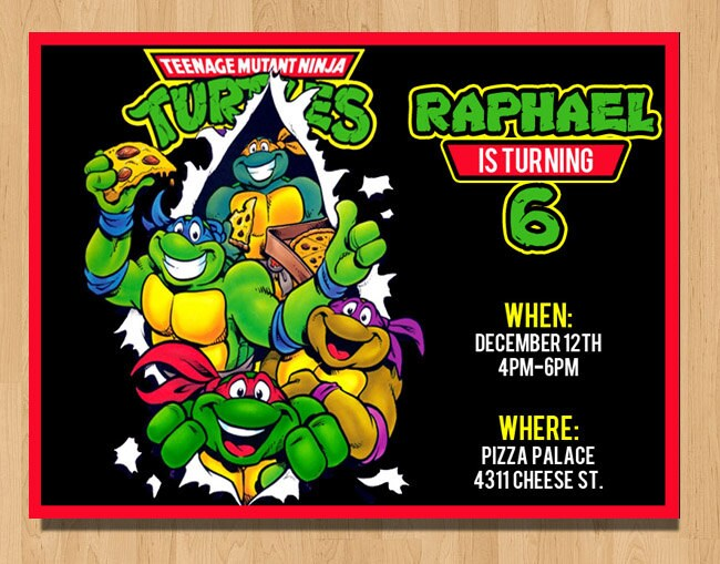 17 best images about ninja turtles party on pinterest pizza ninja turtle birthday and ninja turtles
