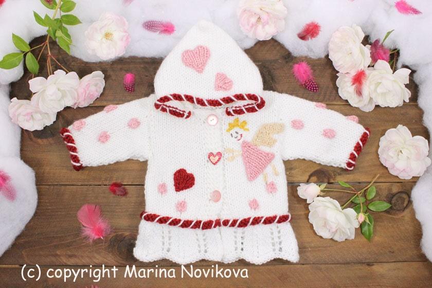 جدیدترین مدلهای لباس بافتنی برای بچه ها