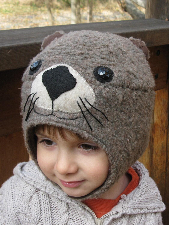 Вязание для детей прикольных шапок