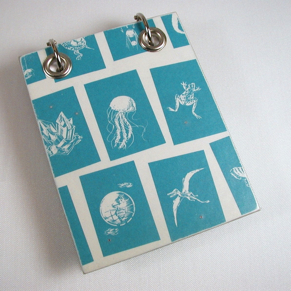 refillable notepad