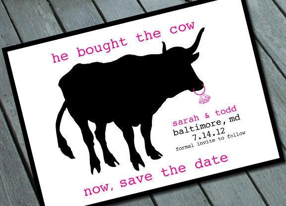 Mer enn 25 bra ideer om Funny Save The Date Ideas For Weddings på ...