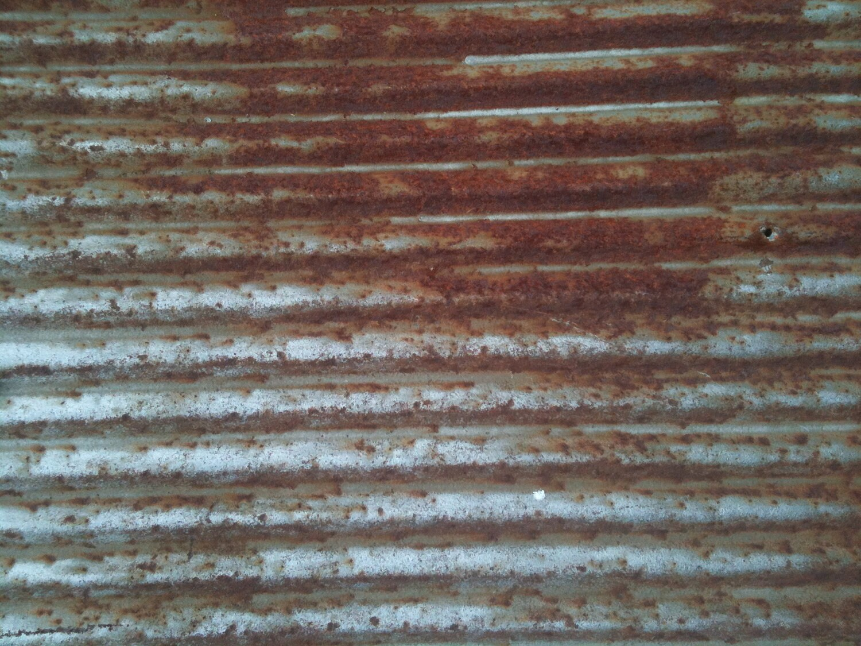 rusted barn tin ceiling - photo #25