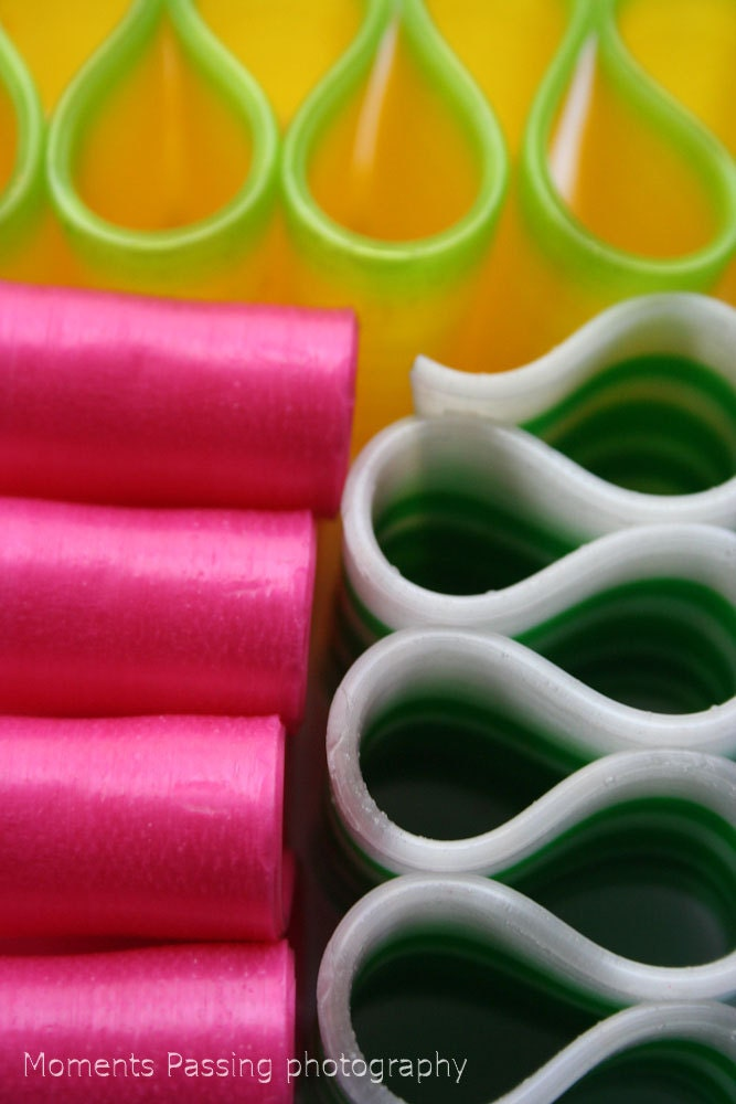 8x10 Food Photography: Candy Ribbons