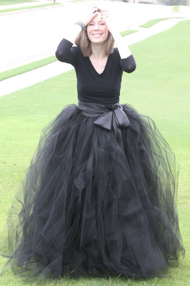How many yards would you buy babycenter for How to make a long tulle skirt for wedding dress