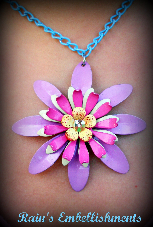Flower Power Blossom Necklace