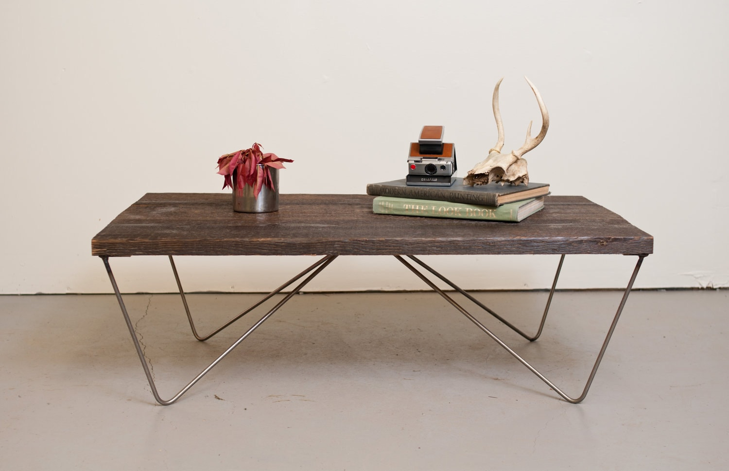 Reclamation Administration  modern coffee table