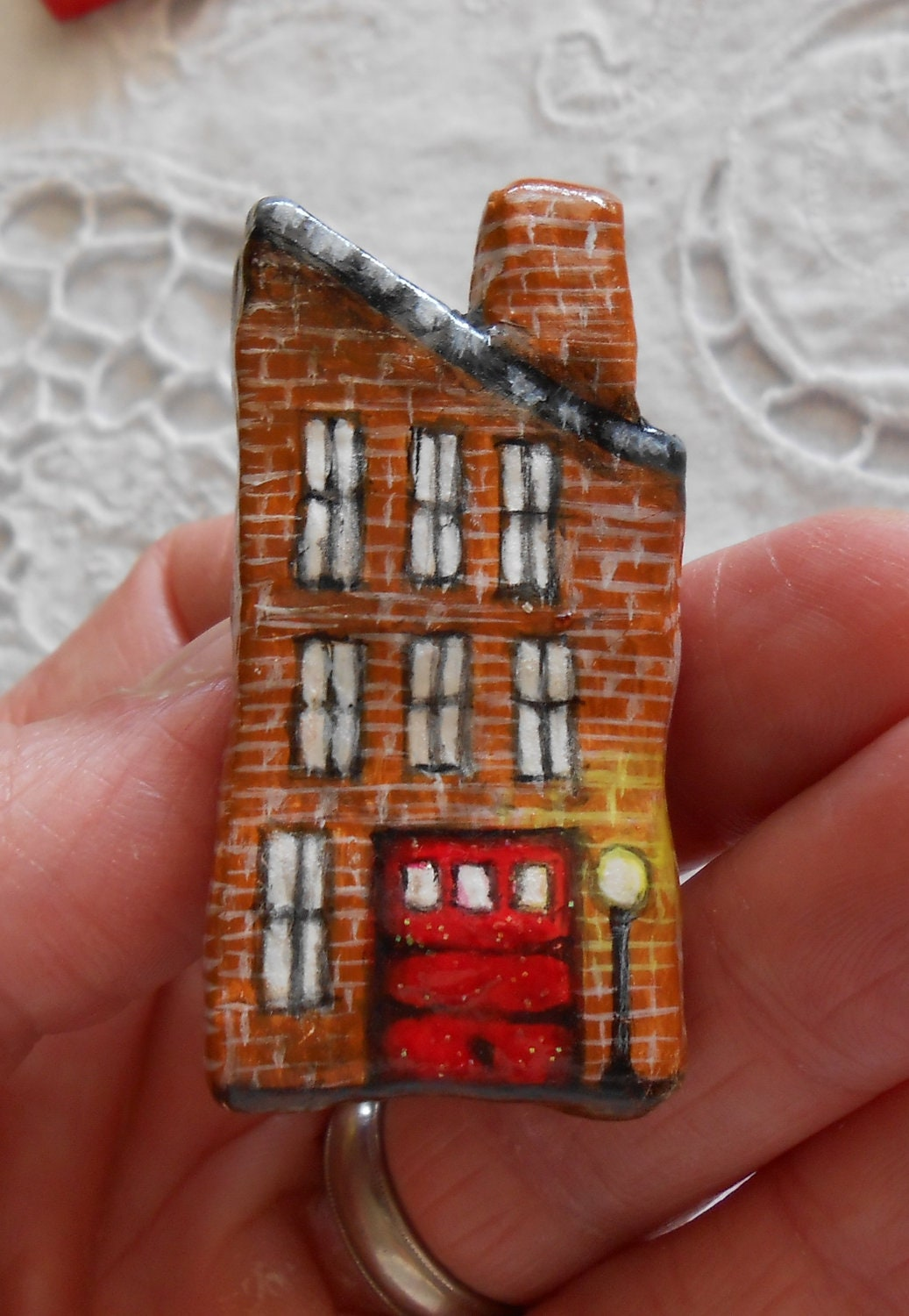 Art Pin - Old Carriage House