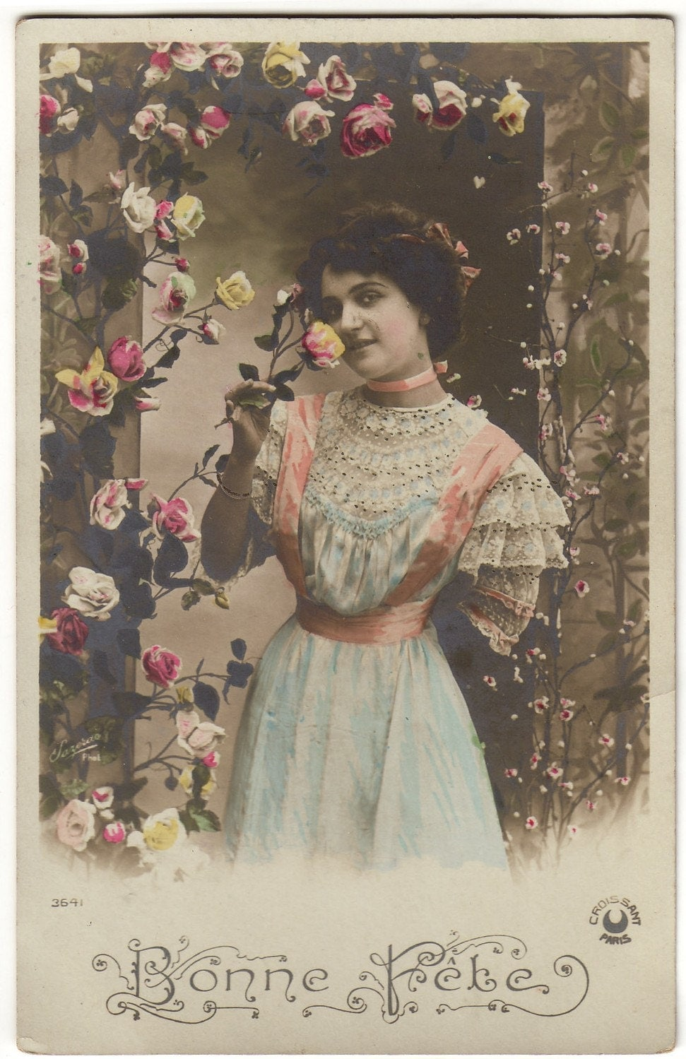 Роуз и Марии (открытка)