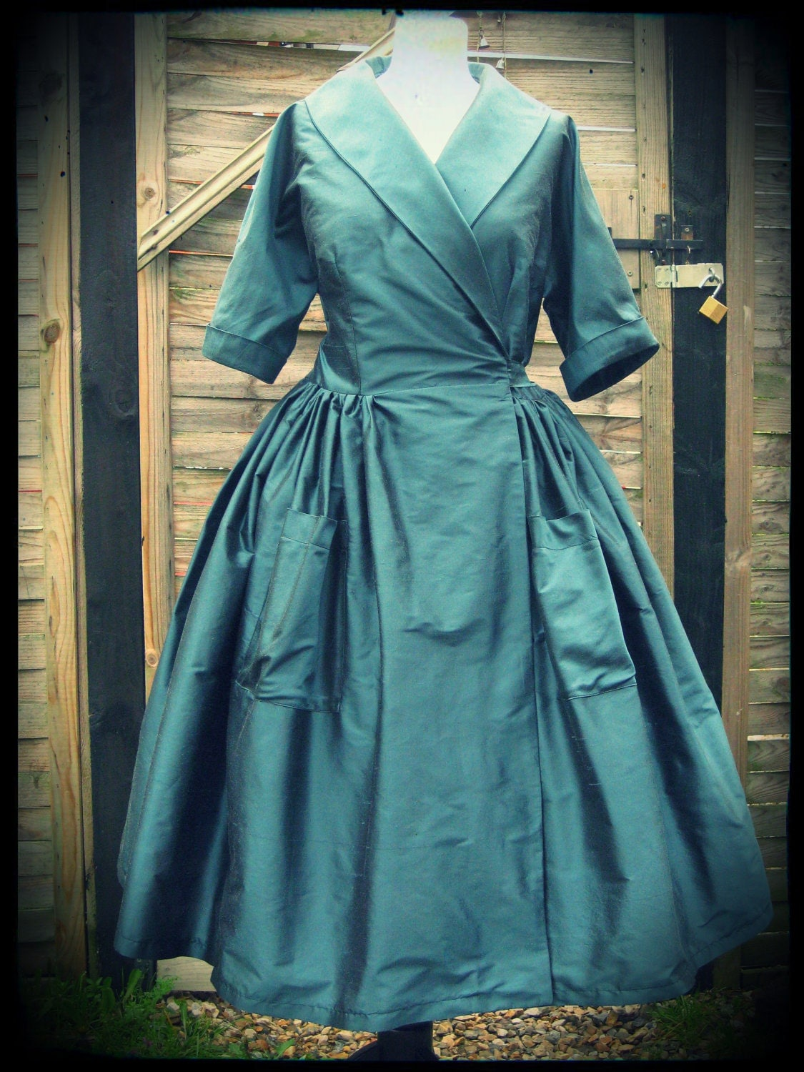 1950's Brunchcoat/Housedress - NinasWerke