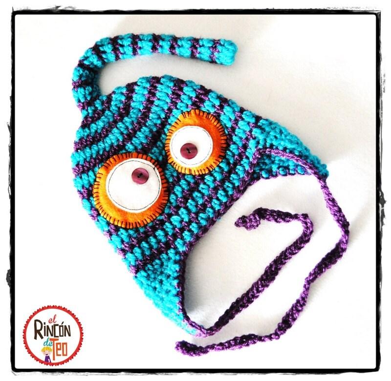 Crochet Hat  Rising Globling TV