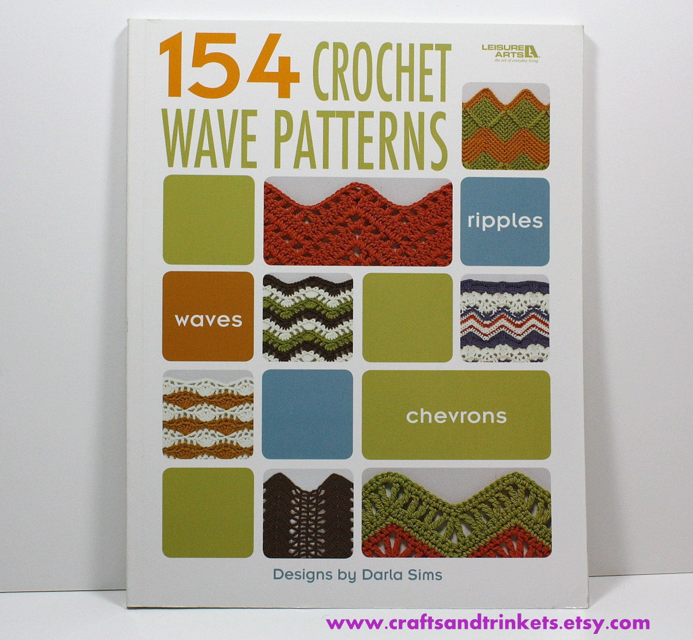 How to crochet a ripple stitch lap blanket? - Yahoo! Answers