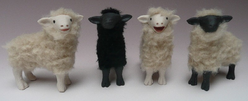Three Inch Lamb