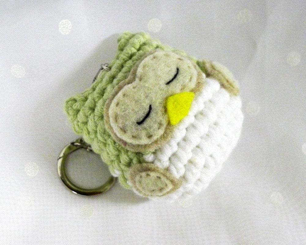 Amigurumi Keyring Pattern : llaveros amigurumi :3 on Pinterest Amigurumi, Key ...