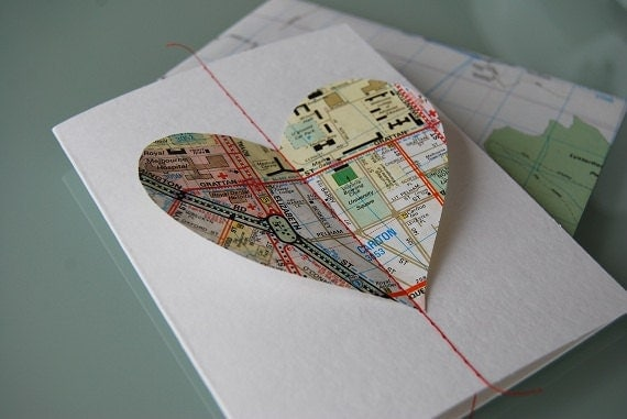 Handmade Thursday Valentines Day Card Tutorials – Unique Valentine Card Ideas