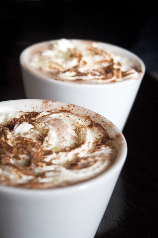 Chocolaty , Rich,  and Creamy  Gourmet Style Hot Chocolate Mix Recipe