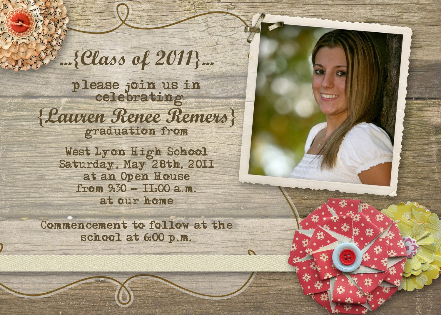 Graduation Open House Invitation Wording can inspire you to create best invitation template