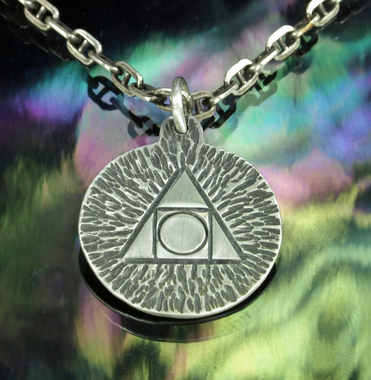 Pendant- Alchemy - silvermason