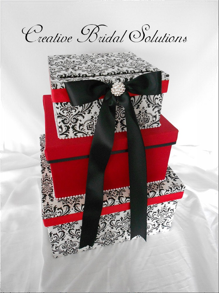 Turils blog Instead of throwing a wedding ceremony the – Red Wedding Card Box