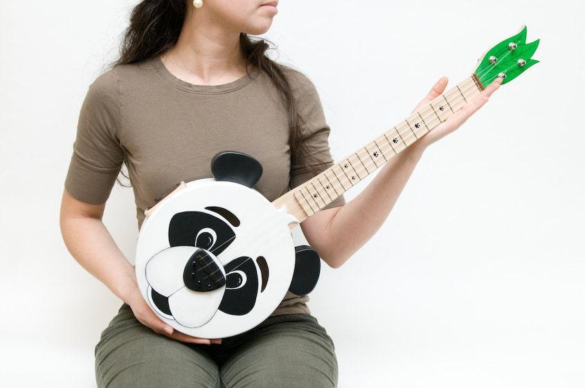 Panda ukulele (pandalele)