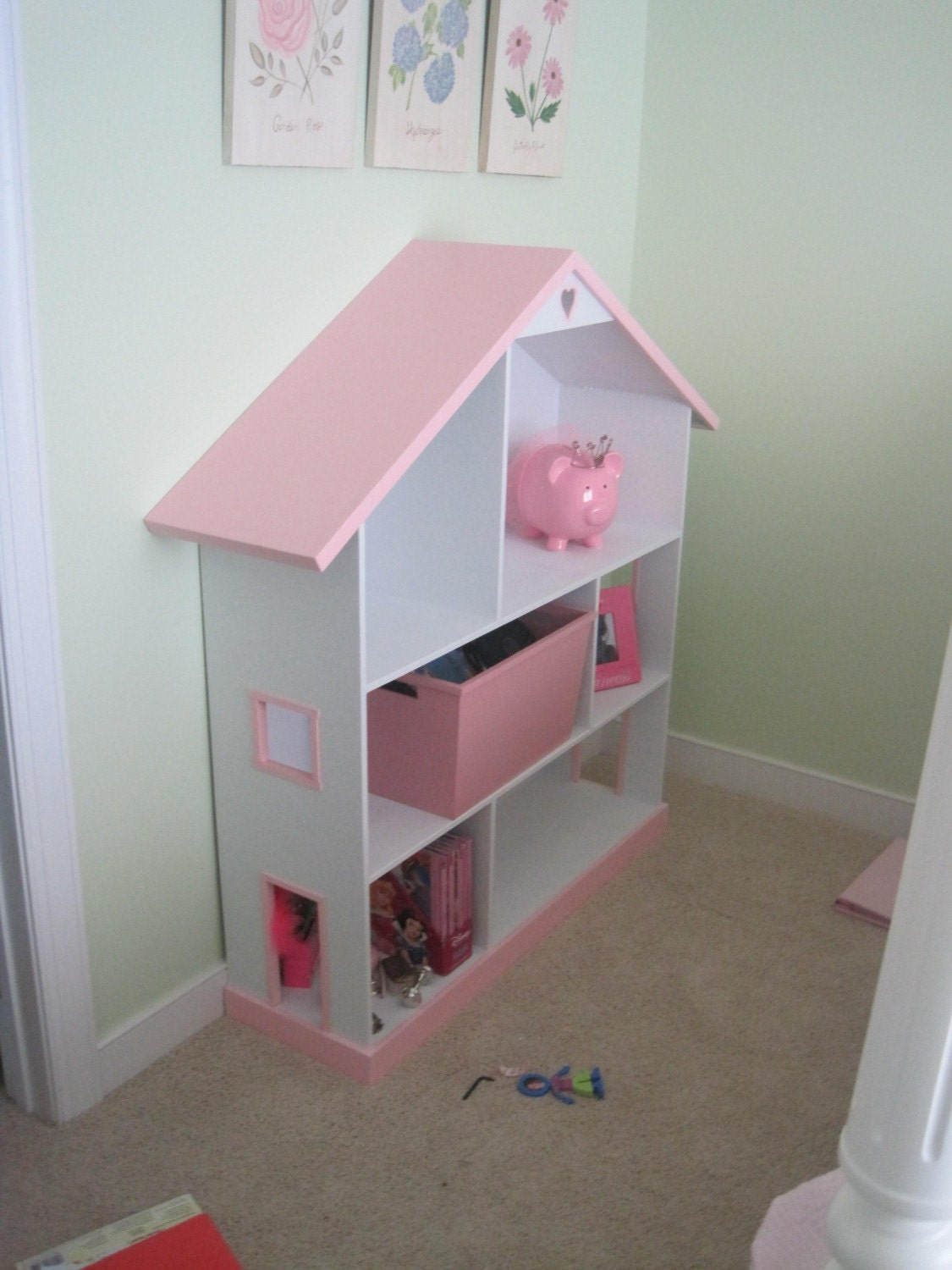 DOLL HOUSE BOOKCASE PLANS « Floor Plans